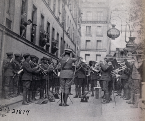 369th Infantry Band