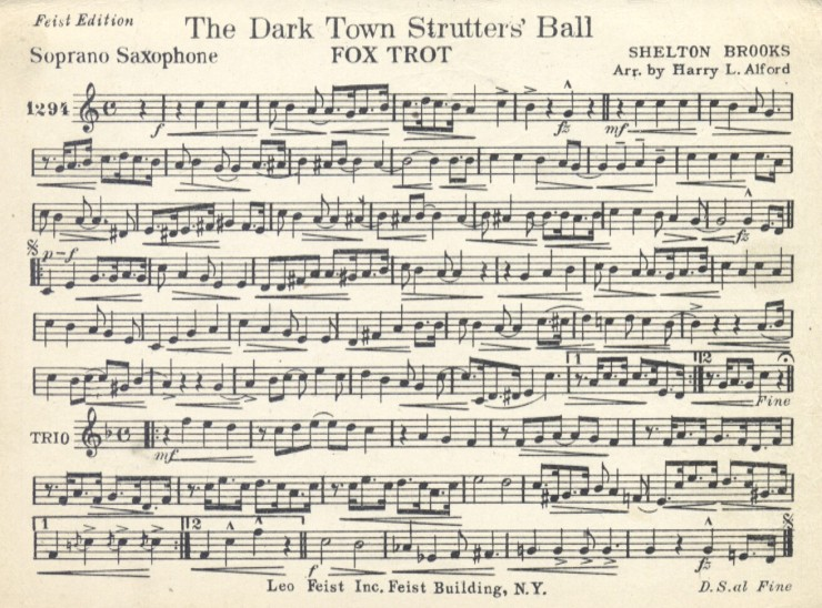 Darktown_Saxophone- Soprano