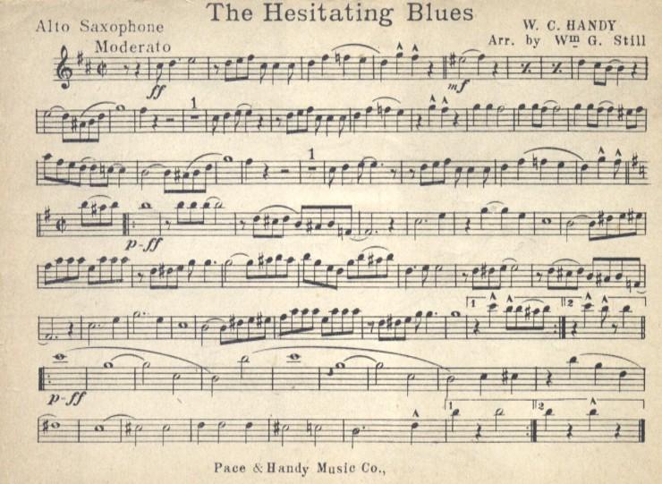 Hesitating_Alto Saxophone